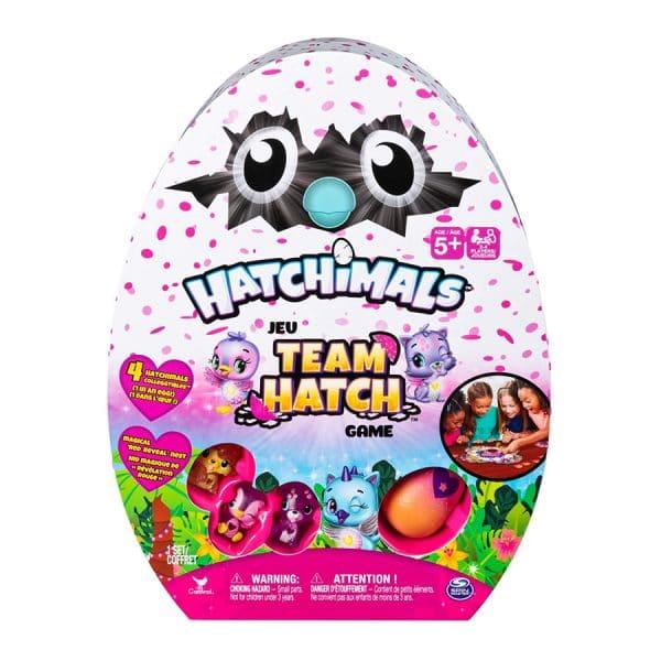 Hatchimals Season 3 Game - Team Hatch