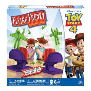 Disney Toy Story 4 Flying Frenzy game