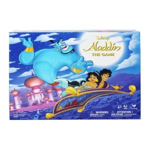 Disney Aladdin The Game