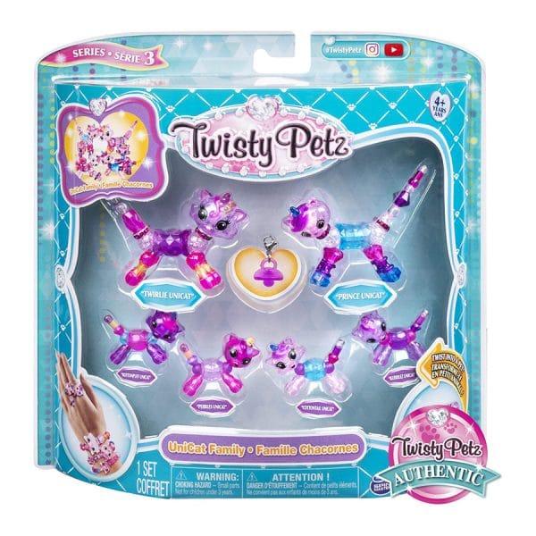 Twisty Petz Series 3 Unicat Family