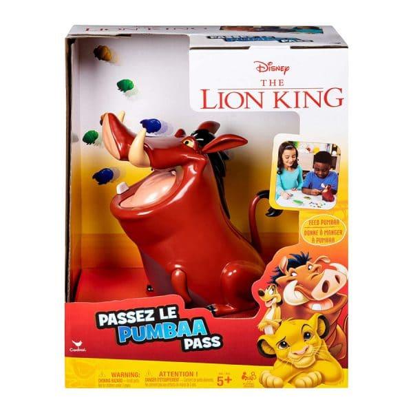 Disney The Lion King Pass Pumbaa Game