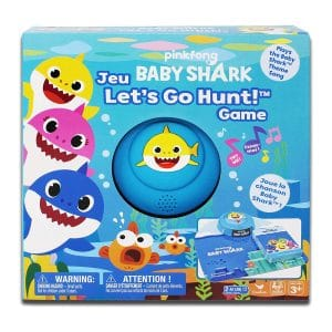 Baby Shark Let's Go Hunt Game