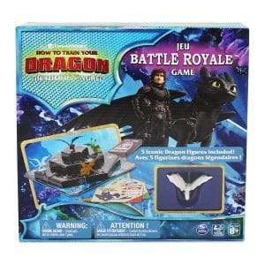 How to Train Your Dragon Battle Royal Game