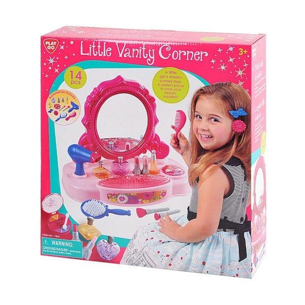 Playgo Little Vanity Corner 14 Pcs