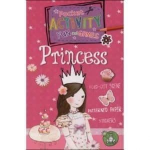 Princess Pocket Activity Fun and Games