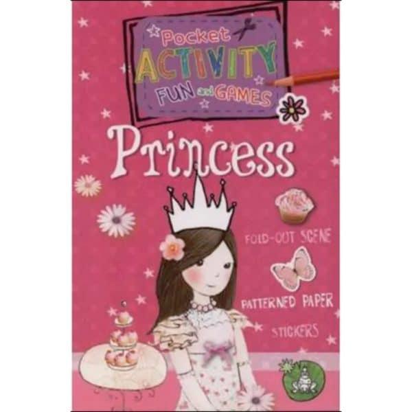 Princess Pocket Activity Fun and Games