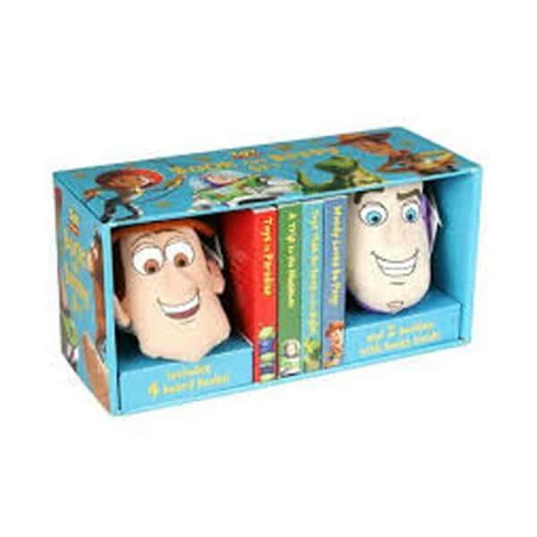 Toy Story Book and Buddy Set