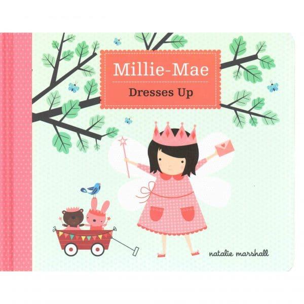 Millie Mae Dresses Up