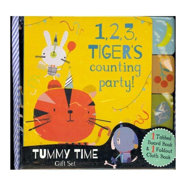 Tummy Time Gift Set