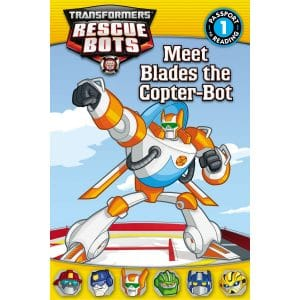Meet Blades the Copter Bot