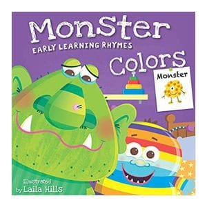 Monster Colors Board book
