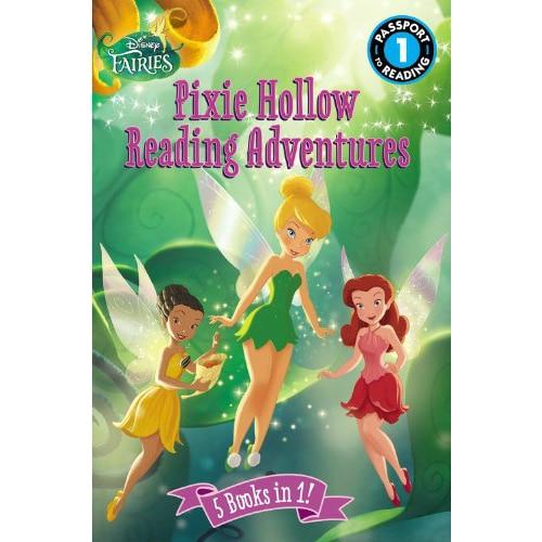 Disney Fairies Pixie Hollow Reading Adventures Level 1