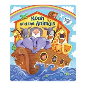 Noah and the Animals Boad book