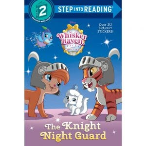 The Knight Night Guard Step into Reading Step 2