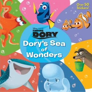 Finding Dory Dorys Sea of Wonders