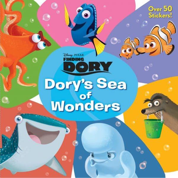 Finding Dory Dorys Sea of Wonders