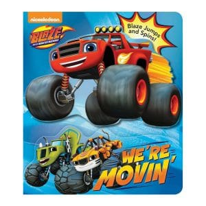 Blaze and the Monster Machines We're Movin'