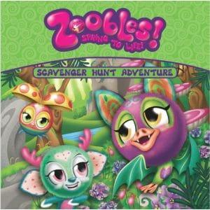 Scavenger Hunt Adventure Zoobles