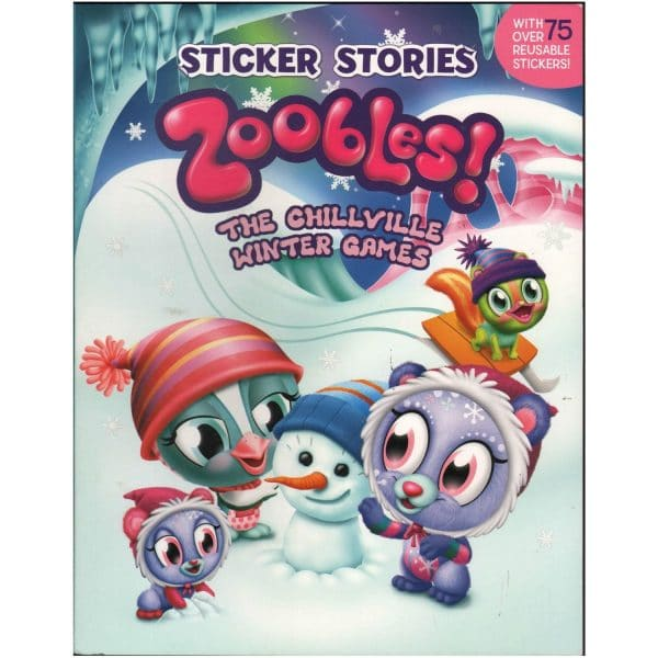 The Chillville Winter Games Zoobles