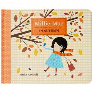 Millie Mae Through in Autumn