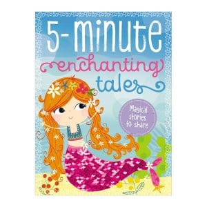 5 Minute Enchanting Tales Hardcover