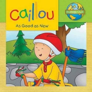 Caillou As Good as New
