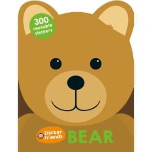 Bear Sticker Friends