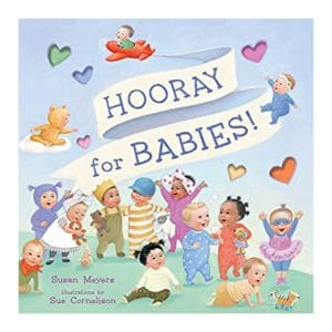 Hooray for Babies! Hardcover