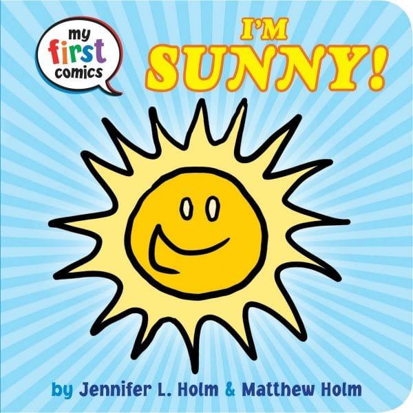 Im Sunny My First Comics