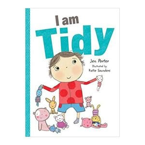 I Am Tidy Board book