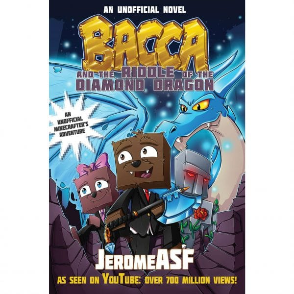 Bacca and the Riddle of the Diamond Dragon By JeromeASF