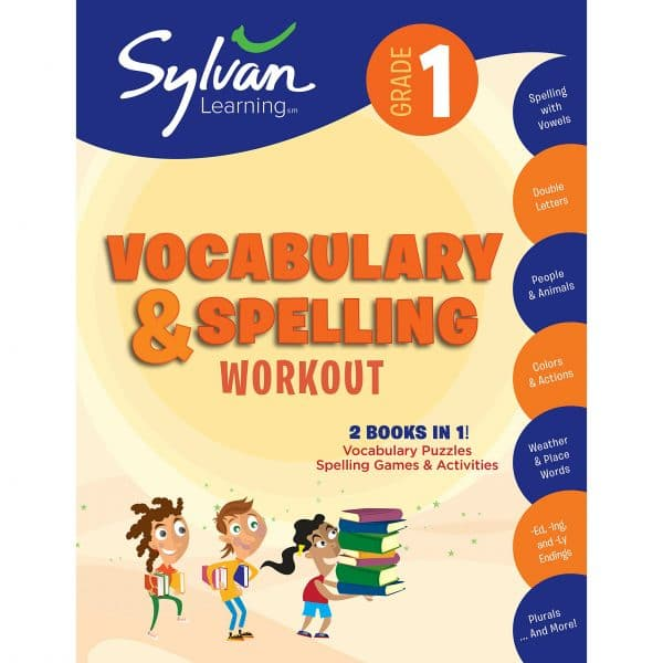 Vocabulary and Spelling Workout Grade 1
