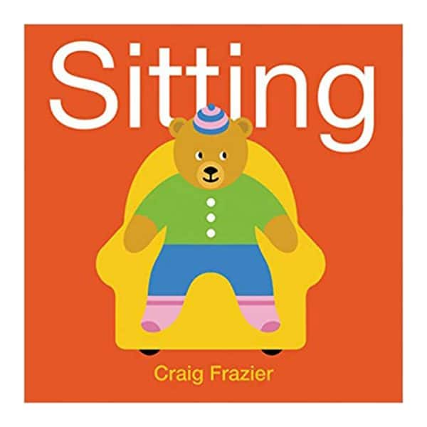 Sitting Board Book