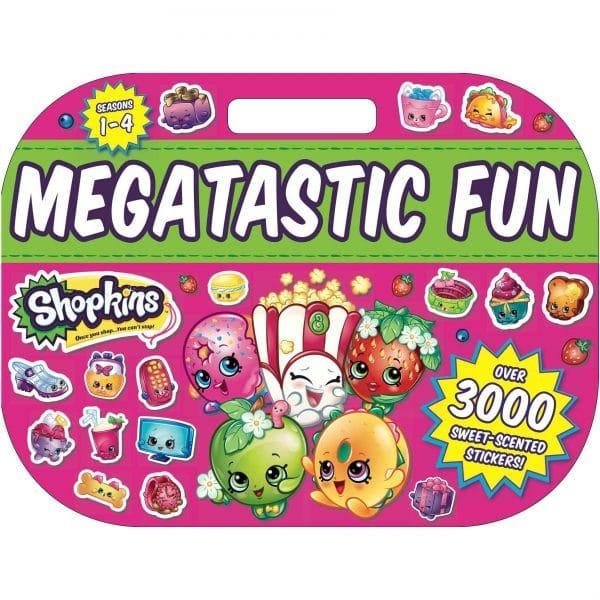 Shopkins Megatastic Fun