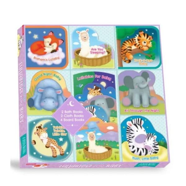 Lullabies for Baby Mini Book Set