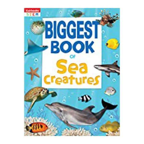 Biggest Book of Sea Creatures