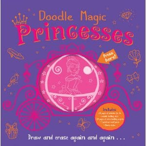 Doodle Magic Princesses by Suhel Ahmed