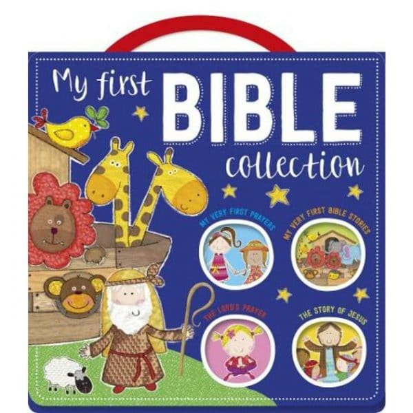 My First Bible Stories Collection 4 books