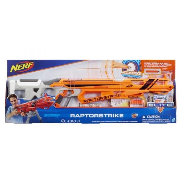 Nerf Raptorstrike Gun