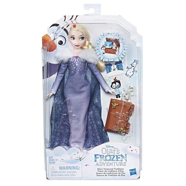 Frozen Elsa's Treasured Traditions Doll