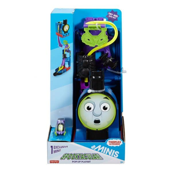 Thomas & Friends Minis PopUp Playset Spooktacular