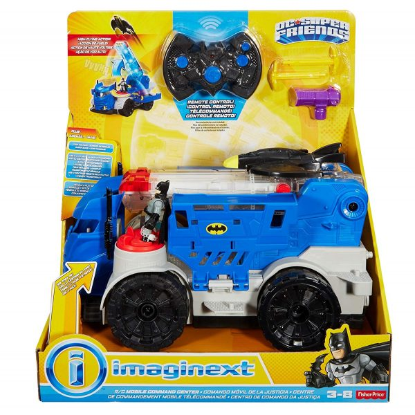 Batman RC Mobile Command Center Imaginext
