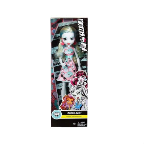 Monster High Lagoona Blue Basic Doll