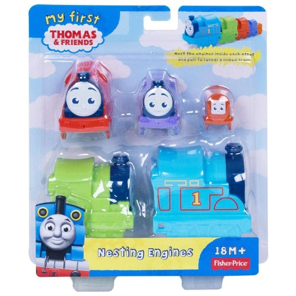 My First Thomas & Friends Nesting Engines