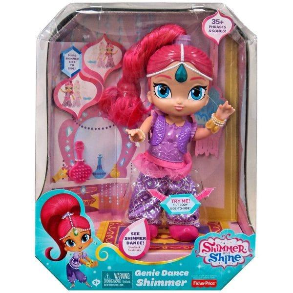 Shimmer n Shine Genie Dance Doll Shimmer