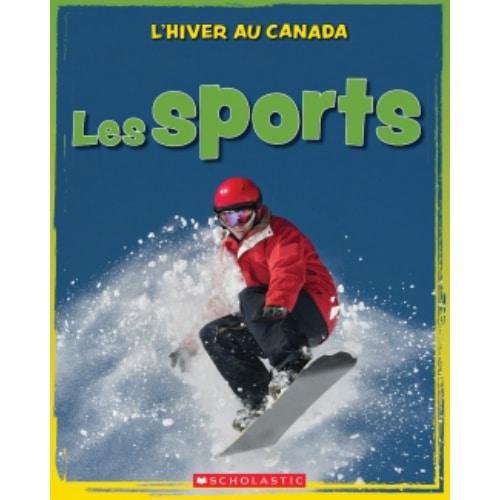 L' Hiver au Canada Les Sports