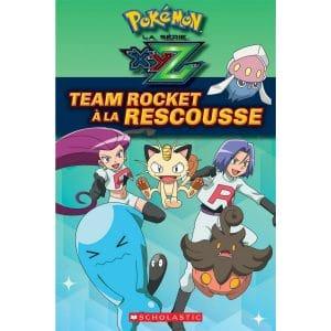 Pokémon Team Rocket à la Rescousse