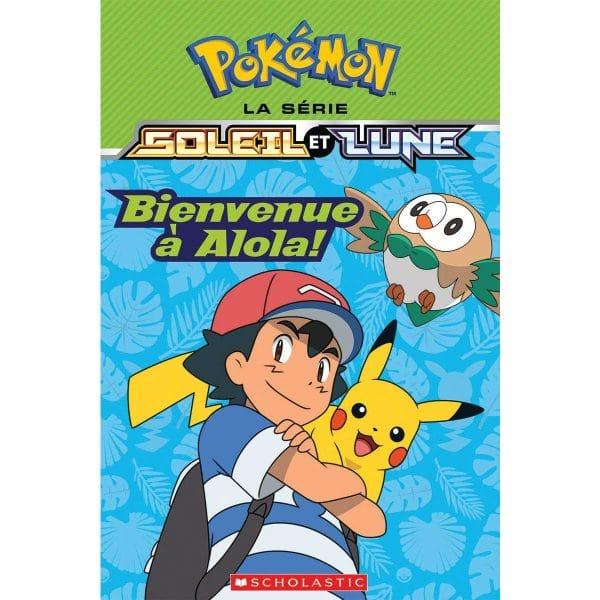 Pokémon Bienvenue à Alola