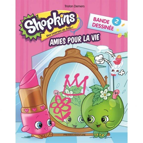 Amis Pour La Vie Bande Dessinée 2 Shopkins
