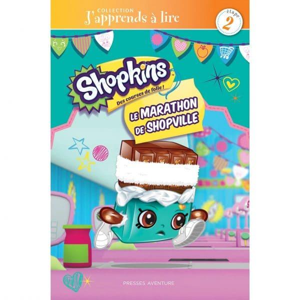 Shopkins - Le marathon de Shopville
